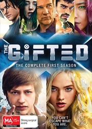 Gifted, The - Season 1 (SANITY EXCLUSIVE)