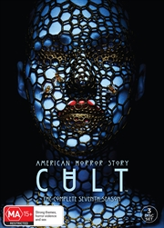 American Horror Story - Cult - Season 7 (SANITY EXCLUSIVE)