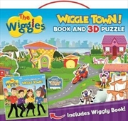 Wiggles: Wiggle Town Book And 3D Puzzle