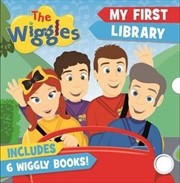 The Wiggles: My First Library Includes 6 Wiggly Books