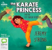 The Karate Princess & The Cut Throat Robbers | Audio Book