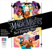 Magic Misfits: The Second Story   Audio Book
