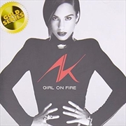 Girl On Fire - Gold Series | CD