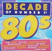 Decades Of #1s-80s