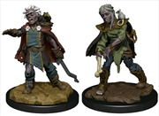 Wardlings - Zombies Male & Female Pre-Painted Minis