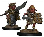 Wardlings - Goblins Male & Female Pre-Painted Minis