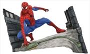 Spider-Man - Spider-Man Webbing PVC Gallery Diorama | Merchandise
