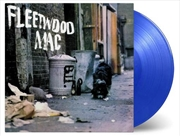 Peter Greens Fleetwood Mac - Limited Edition Blue Coloured Vinyl
