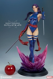 X-Men - Psylocke Premium Format 1:4 Scale Statue