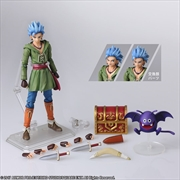 Dragon Quest XI - Erik Bring Arts Action Figure