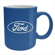 Ford Logo Mug