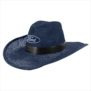Ford Cowboy Hat - Navy - S/M | Apparel