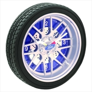 Ford Led Tyre Wall Clock | Accessories