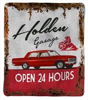 Holden Polar Fleece Throw Rug