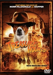 Treasure Hounds | DVD