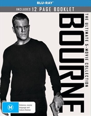 Bourne Identity / The Bourne Supremacy / The Bourne Ultimatum / The Bourne Legacy / Jason Bourne | B