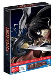 Drifters - Season 1 | Blu-ray + DVD
