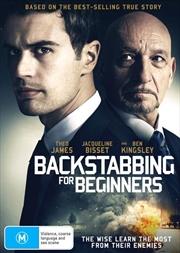 Backstabbing For Beginners | DVD