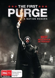 First Purge, The | DVD
