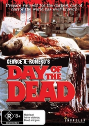 Day Of The Dead | DVD