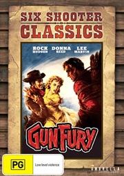 Gun Fury Six Shooter Classics | DVD