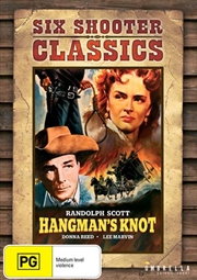 Hangman's Knot Six Shooter Classics | DVD