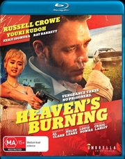Heaven's Burning | Blu-ray