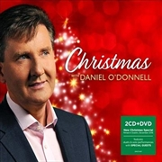 Christmas With Daniel O'Donnell | CD/DVD