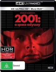 2001 - A Space Odyssey | Blu-ray + UHD