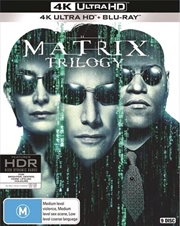 Matrix Trilogy, The| Blu-ray + UHD