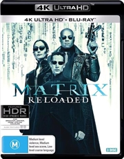 Matrix Reloaded | UHD