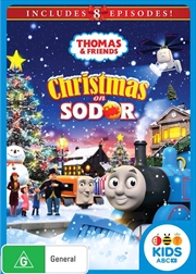 Thomas and Friends - Christmas on Sodor