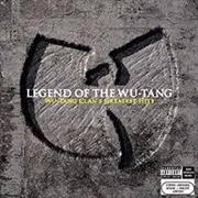 Legend Of Wu-Tang: Gold Series | CD