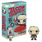 Friday the 13th - Jason Voorhees FunkO's Cereal