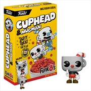 Cuphead - Cuphead FunkO's Cereal