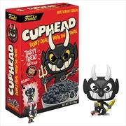 Cuphead - Devil FunkO's Cereal