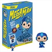 Mega Man - Mega Man FunkO's Cereal