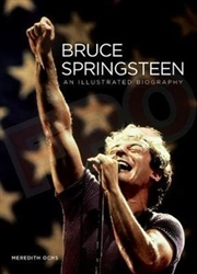 Bruce Springsteen | Hardback Book