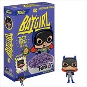 Batman - Batgirl FunkO's Cereal [RS]