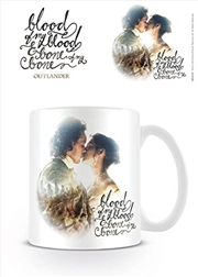 Outlander Blood Of My Blood Mug
