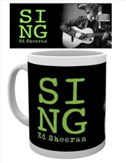 Ed Sheeran - Close Up | Merchandise