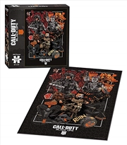Call of Duty Puzzle Black Ops 4 550 pc