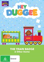 Hey Duggee - The Train Badge