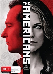 Americans | Complete Series, The | DVD