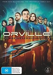 Orville - Season 1, The