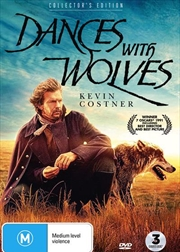 Dances With Wolves - Collector's Edition