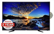 "Palsonic 39"" 100cm LED LCD TV/DVD Combo (3 Year Warranty)"