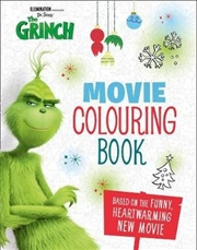 Grinch: Movie Colouring Book