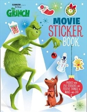 The Grinch Movie Sticker Book: Movie Tie-in