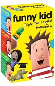 Funny Kid Triple the Laughs! (Boxed set, Books 1-3)